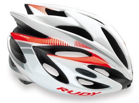 【7號公園自行車】RUDY PROJECT AIRSTORM RUSH 安全帽(白紅)