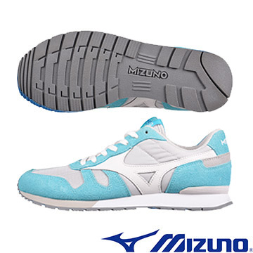 D1GA160024 (天藍X白) MIZUNO 1906 ML87 女休閒款慢跑鞋 A【美津濃MIZUNO】