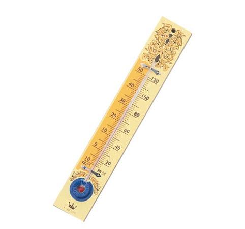 徠福LIFE木製溫度計NO.2470