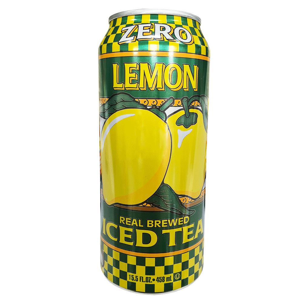 美國進口 Arizona 亞歷桑納-檸檬風味冰茶458ml