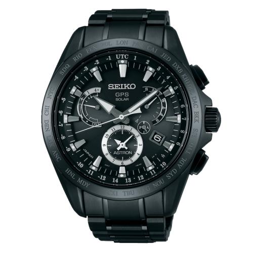 SEIKO ASTRON GPS衛星電波鈦金屬錶8X53-0AB0SD(SSE049J1)/45mm
