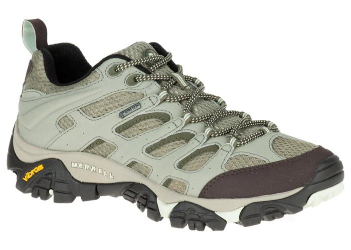 Merrell |美國| Moab GORE-TEX 多功能健行鞋 女款/防水越野登山鞋/ML32846