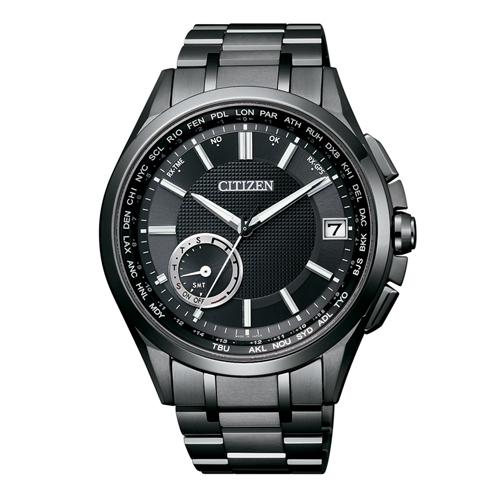 CITIZEN 星辰錶 CC3015-57E 光動能錶GPS衛星對時