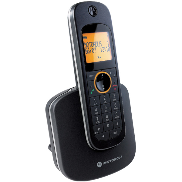 【D1001】MOTOROLA DECT數位無線電話 D1001
