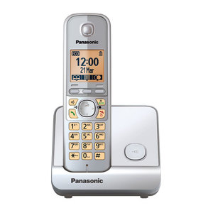 【TG6711 】福利品小刮傷 Panasonic 國際牌數位DECT 無線話機 KX-TG6711 TW