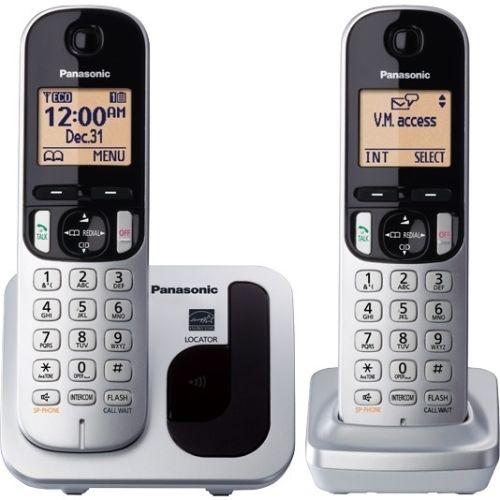 【TGC212TW】 Panasonic 國際牌數位DECT 無線電話 KX-TGC212TW (松下公司貨) 福利品小刮傷