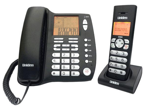 【U3604】Uniden友利電 U3604 DECT數位無線電話