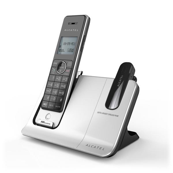 【SB1000】全新 阿爾卡特 Alcatel DECT 數位無線電話 SB1000 + DECT數位無線耳機
