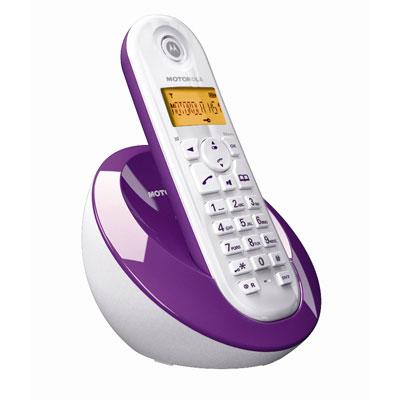 【C601】摩托羅拉 MOTOROLA DECT數位無線電話 C601