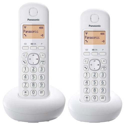 【TGB212TW】 Panasonic 國際牌數位DECT 無線電話 KX-TGB212TW (松下公司貨) 白色 送輕便電鬍刀