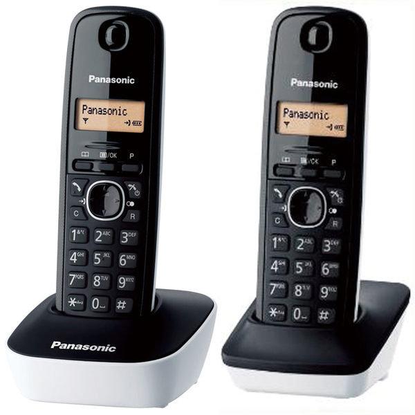 【TG1612】 Panasonic 國際牌數位DECT 無線電話 KX-TG1612  (平輸一年保固)