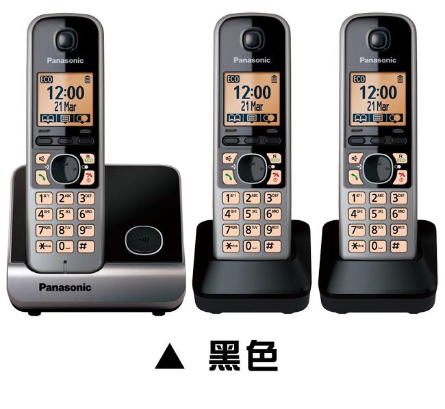 【TG6713】福利品小刮傷 國際牌 DECT數位電話機KX-TG6713 TW(公司貨)