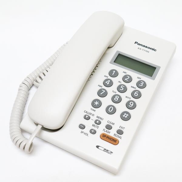 【T7705】 《總機用電話》國際牌 Panasonic KX-T7705 有線電話 免持對講