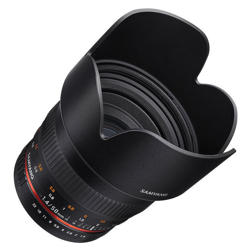 ◎相機專家◎ SAMYANG 50mm F1.4 for Canon EF 手動鏡 正成公司貨