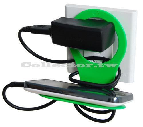 【K13080802】手機充電便利架 手機充電架 手機支座 充電置放架