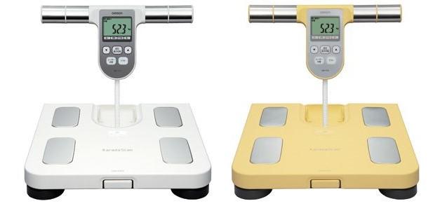 【Omron】HBF-370  歐姆龍體重體脂肪計(2種顏色可選)