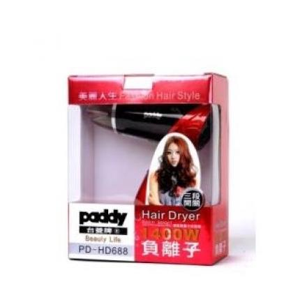 PADDY台菱1400W尊貴負離子吹風機PD-HD688