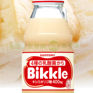 日本Suntory Bikkle乳酸菌飲料[JP006]