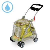寵物推車專用防雨罩-沛德奧Pettio 108樂活時尚系列