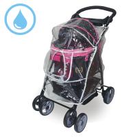 寵物推車專用防雨罩-沛德奧Petstro 412P 美好時光系列