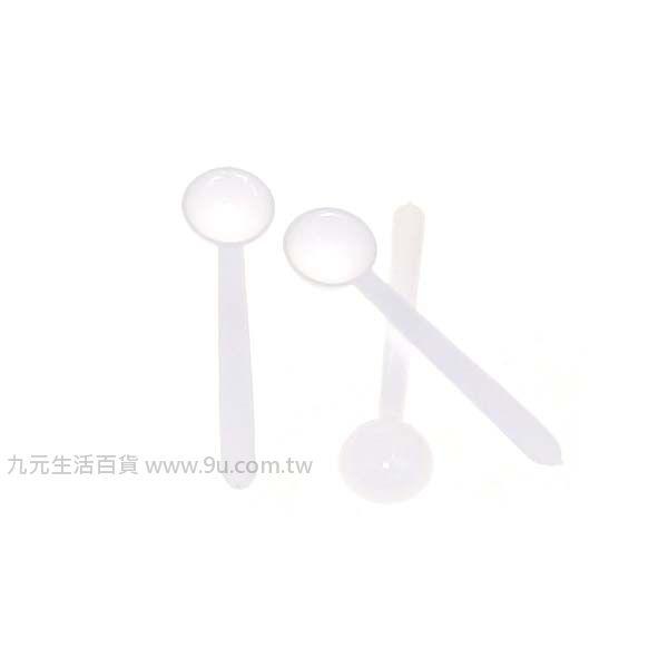 【九元生活百貨】10入白色中藥匙-7cm 藥匙 湯匙
