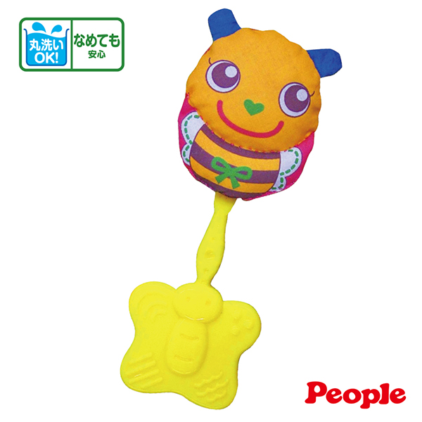 *babygo*日本People 小蜜蜂固齒器