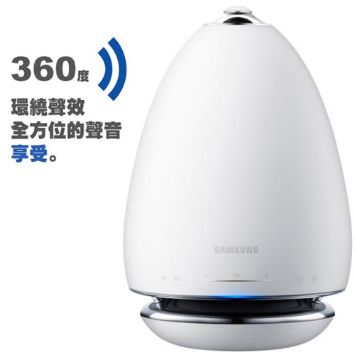 SAMSUNG 三星 360 度無指向性喇叭 WAM6501 蛋型擴大機 R6  WAM6501/ZW