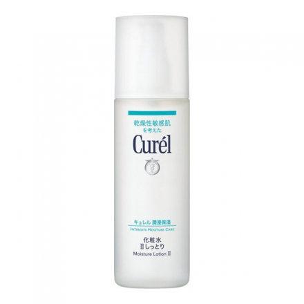【跑全球Run購物】日本 台灣公司貨) Cruél Cruel 珂潤 保濕化妝水 II 輕潤型 (150 mL)