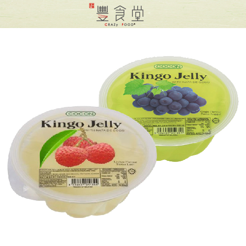 COCON Kingo Grape Jelly 大杯葡萄/荔枝果凍