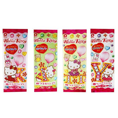 派恩Hello Kitty凱蒂貓棒棒糖 (6入) *賞味期限:2016/12/31*