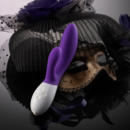 瑞典LELO INA 2 Purple 伊娜二代 多功能雙震動按摩棒(紫色)