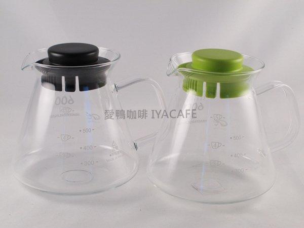 《愛鴨咖啡》耐熱 玻璃 花茶壺 可愛壺 咖啡 承接壺 600ml