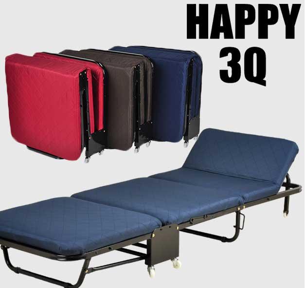 簡易午休床沙發摺疊床折疊床褶疊床單人65X180CM-深藍/咖啡/紅【AAA0332】