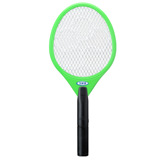 【大家源】三層強力電蚊拍。綠色/TCY-6003