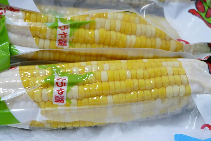 Japan北海道真空包裝熟玉米 - 綠宸物語果園