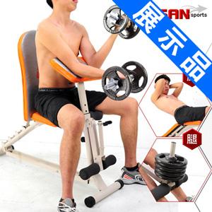 第二代怪力重量訓練機(展示品)躺舉坐舉重床舉重機.重力訓練機.仰臥起坐板仰臥板.仰板.仰臥起坐健身器材.運動健身器材.推薦哪裡買ptt  C080-6007--Z