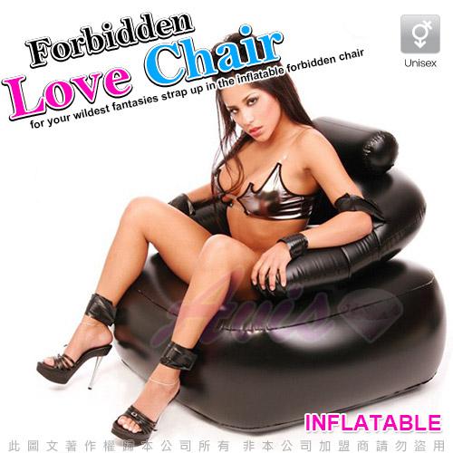美國 Passion Me◆Love Chair SM捆綁氣墊椅◆充氣式可承受139KG◆情趣線上