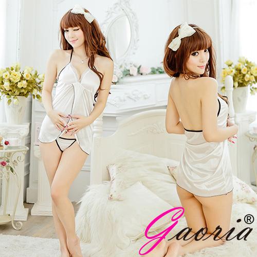 ◤情趣用品 情趣睡衣◥ 【Gaoria】 進入你心 浪漫唯美 性感情趣睡襯衣 N2-3302 【跳蛋 名器 自慰器 按摩棒 情趣用品 】