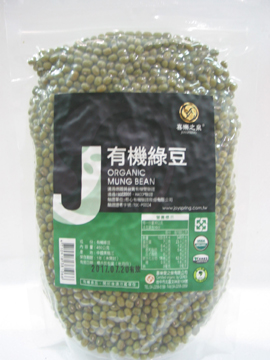 喜樂之泉~有機綠豆450公克/包