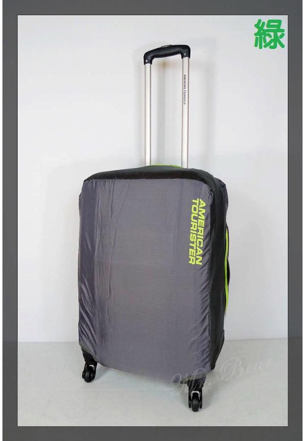 《熊熊先生》Samsonite新秀麗American Tourister美國旅行者保護套防塵套L號可托運