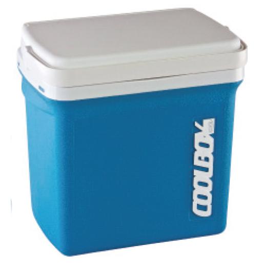 【露營趣】中和 德國 Ezetil 741460 24.1L長效型冷藏箱P25保冰桶 冰桶 冰箱 行動冰箱