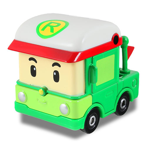合金車-洛迪/ ROBOCAR POLI波力 救援小英雄/可愛造型/卡通第二季角色/伯寶行