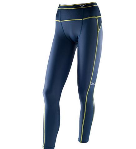 [陽光樂活] MIZUNO 美津濃 BIO GEAR緊身褲 女款 BG3000R 機能壓縮緊身褲 女緊身褲 A76BP-37083