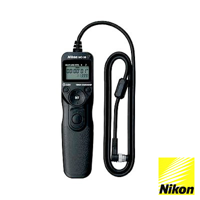 Nikon Remote Cord MC-36 〔液晶電子快門線〕 公司貨