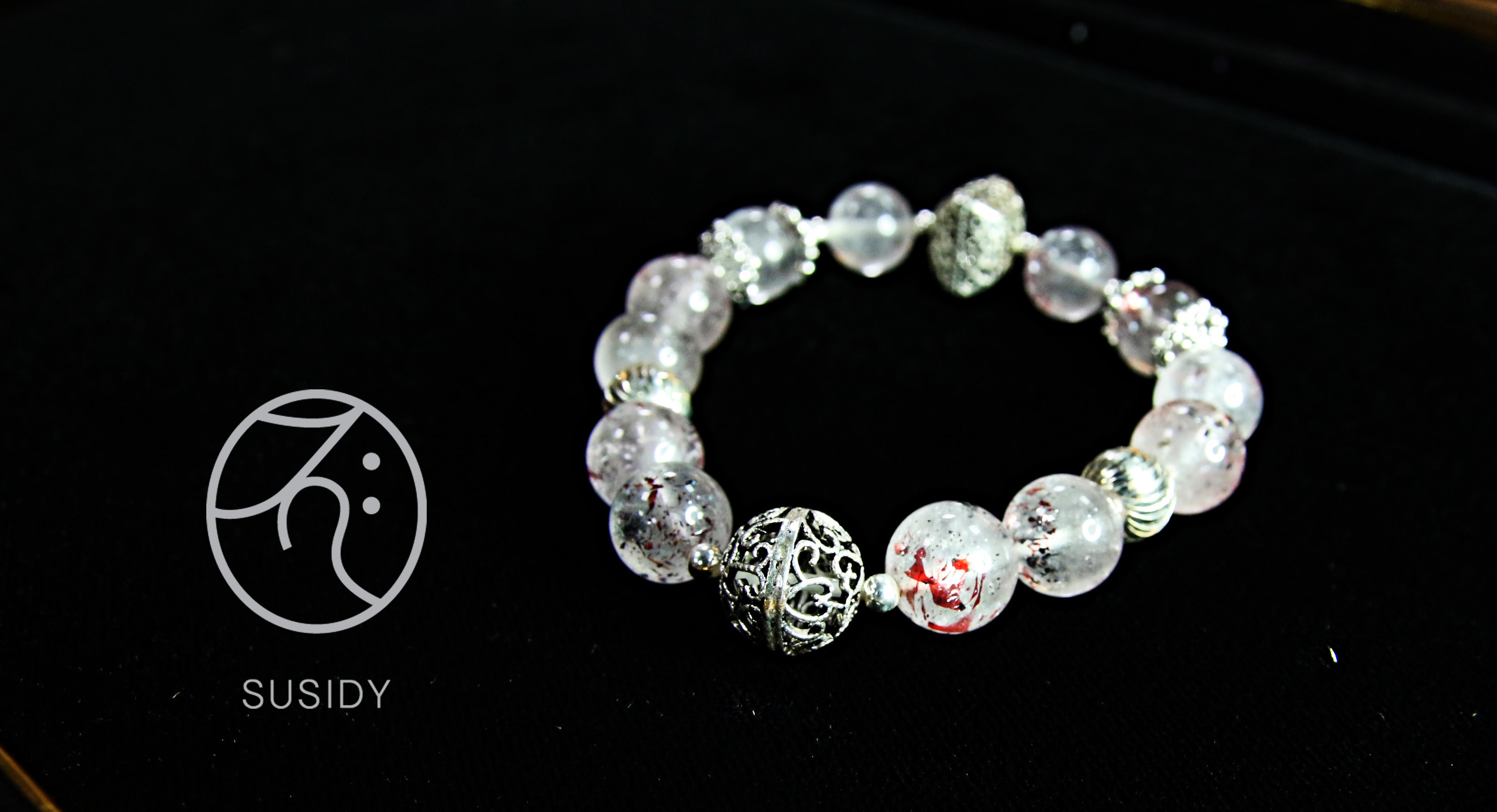 SusidyDesign -  超級七 Superseven 手珠 銀飾