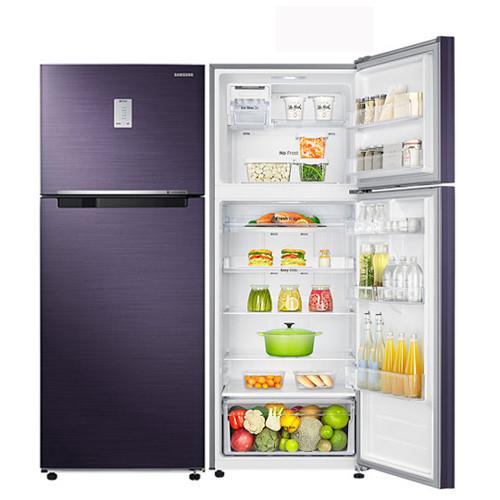 Samsung 三星 442公升 雙門冰箱 RT43H5205UT/TW /快速冷卻/開門警示音/自動除霜
