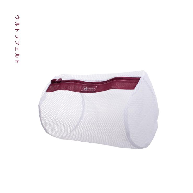 [有感良品] 荒目款-圓柱型洗衣袋30×42CM