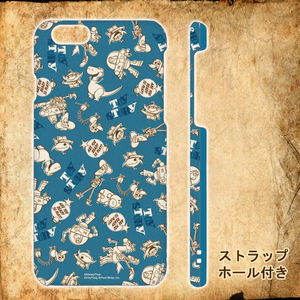 日本直送 iPhone6 迪士尼 disney 人氣明星 玩具總動員 Q板手繪款 手機保護殼