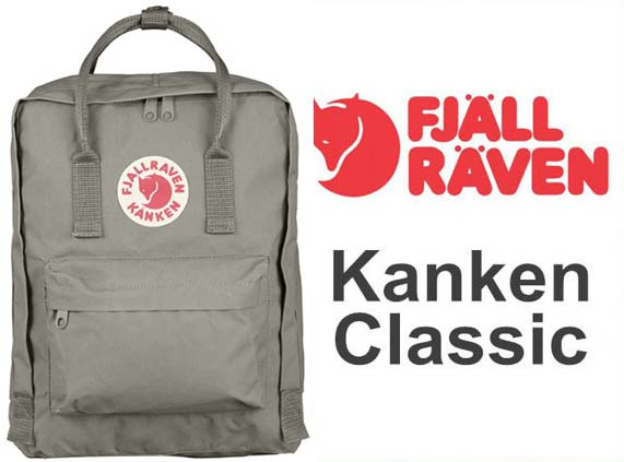 瑞典 FJALLRAVEN KANKEN   Classic 021 Fog 霧灰  小狐狸包