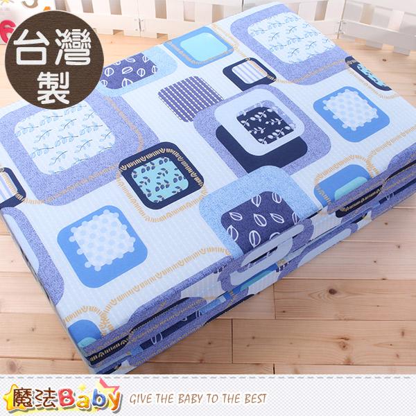 台灣製單人3x6尺雙面布透氣床墊 魔法Baby~u2314